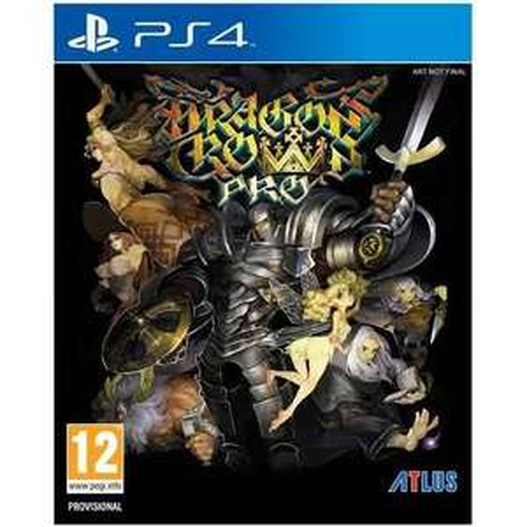 Dragon's Crown Pro PS4 Digital PSN Store - £24.99