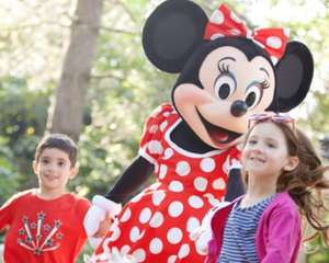 Disneyland Paris Family Break in Aug £836 (2A & 2C) Coach travel, 2 Night Santa Fe Disney Hotel & 2 day Hopper Park tickets @ Gold Crest Holidays