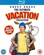 National Lampoons Vacation Blu-Ray Box Set £10.98 Delivered @ Zavvi