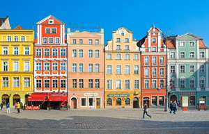 Long weekend in Wroclaw, Poland for £79.48 each (total £158.96 total) including flights and central apartment @ booking.com