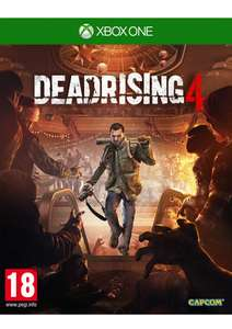 Dead Rising 4 on Xbox One@Simplygames