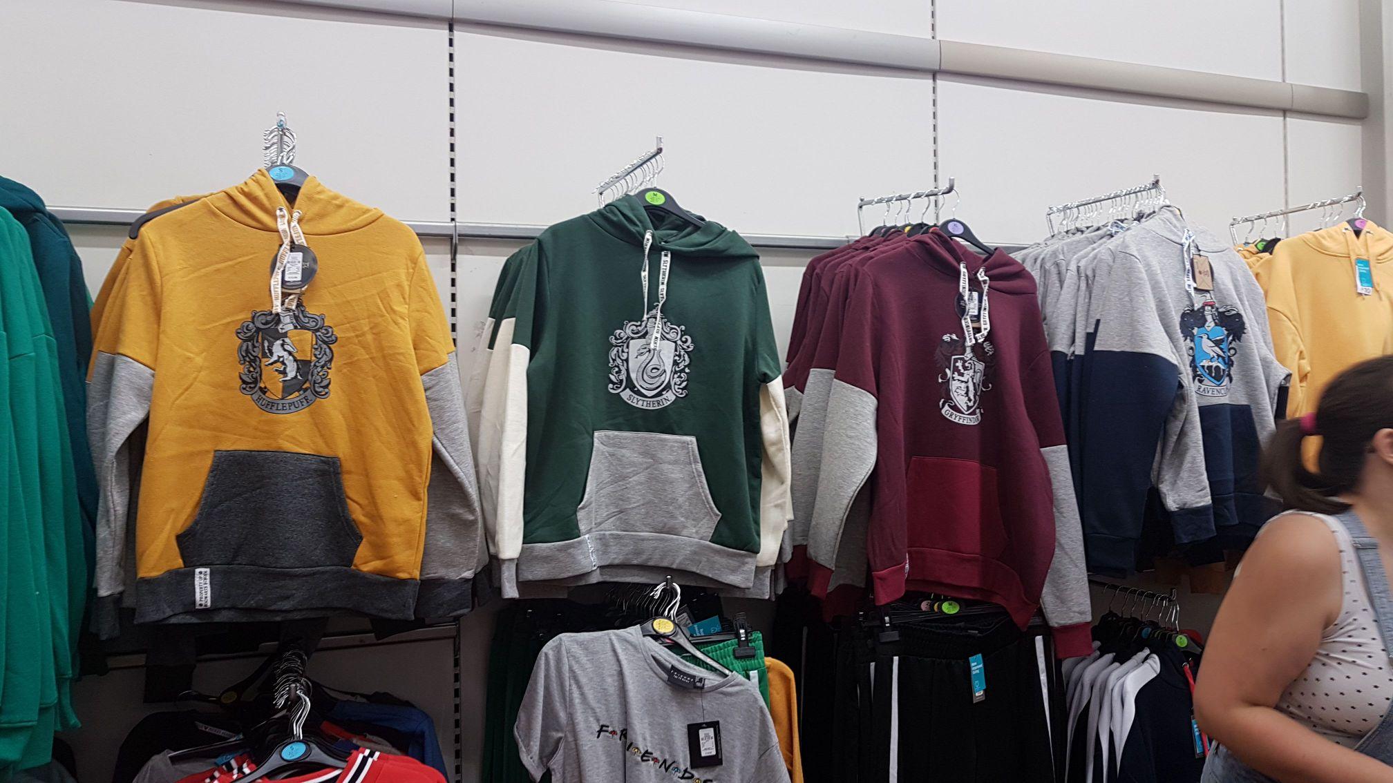 b5bf8ab78 Harry Potter house hoodies @ Primark – £12 - Primark | AceDealClub