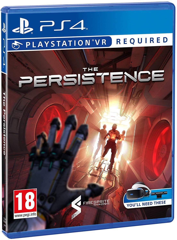 The persistence PSVR - £16.99 (Prime) £19.98 (non Prime) @ Amazon