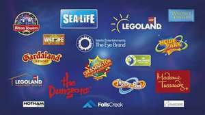 Recycle a 500ml plastic bottles at one of Merlin Attractions reverse vending Machines ( Alton Towers, Thorpe Park, Legoland, Chessington) and receive 50% off entry at any one of Merlin's 30 Entertainment Attraction