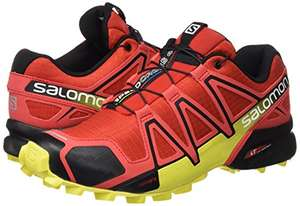 Salomon Men's Speedcross 4 Trail Running Shoes Size 10 £64.99 (Other Sizes And Prices Available) @ Amazon