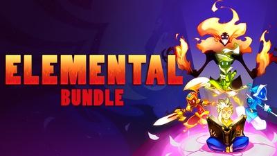 Elemental Bundle, 10 Games - (Steam)  £2.29 Includes Double Dragon Trilogy,  Pankapu - Complete Edition / Curve Pick & Mix Bundle from £0.89 @ Fanatical