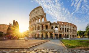 Long weekend (3 nights) in Rome for £102 each (total £204) including flights and hotel @ ebookers