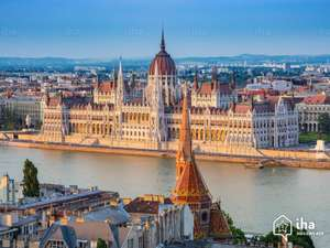 Long weekend in Budapest (3 nights) for £84 each (total £168) including flights and central accommodation @Expedia