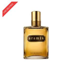 Aramis Eau de Toilette 110ml Spray @BeautyBase for £20.70 Plus Free delivery with code DELFREE and Free sample