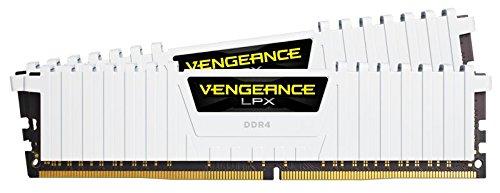 Corsair CMK16GX4M2D3000C16W Vengeance LPX 16 GB (2 x 8 GB) DDR4 3000 MHz - £148.17 @ Amazon