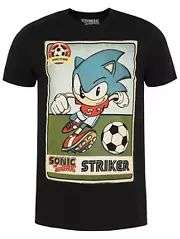 Sonic football t shirt reduced - £5 @ Asda (free C&C)
