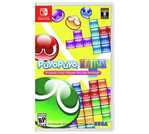 PuyoPuyo Tetris (Nintendo Switch) - £19.99 @ Argos (free C&C)