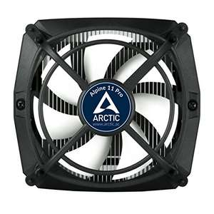ARCTIC Alpine 11 Pro - 95 Watts Low Noise CPU Cooler for Intel Sockets 1150, 1155, 1156, 775. Dispatched from and sold by Amazon £4.97 Add-On Item