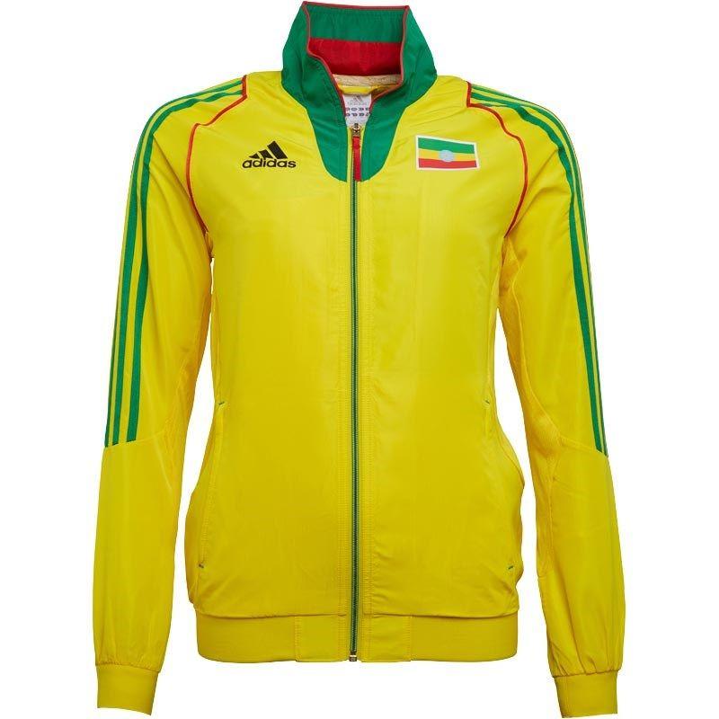 Adidas Womens Ethiopia Training Jacket at MandMDirect for £10.94 delivered