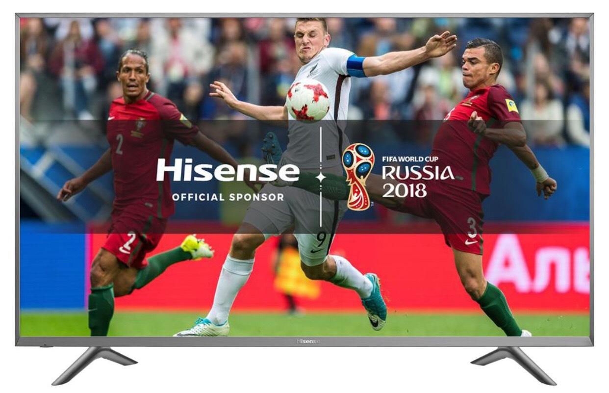 "HISENSE  H65N5750UK  65"" Smart 4K HDR10 LED TV only £699 + 10.1% TCB @ curry's online"