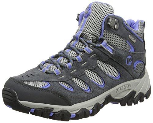 Merrell Women's Ridgepass Mid Waterproof High Rise Hiking Boots (Size 8.5) £38.34 Amazon