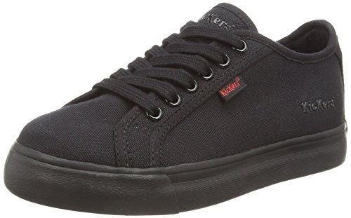 Kickers Tovni Lacer Junior Boys Black Low-Top Sneakers Size 12.5 UK Child £13.13 (Prime) / £17.62 (non Prime) at Amazon