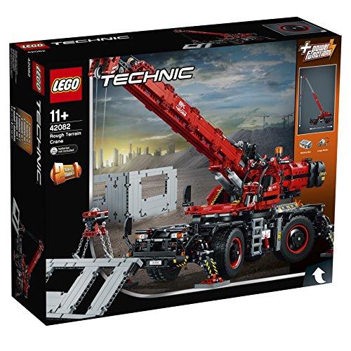 LEGO UK 42082 Rough Terrain Crane Technic now £183.73 (Amazon)