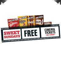 Share bags of Revels/Maltesers/M&Ms/Minstrels £1.50 in Tesco - 2 Bags = 1 Free Cinema Ticket via Sweet Sundays *NOW LIVE*