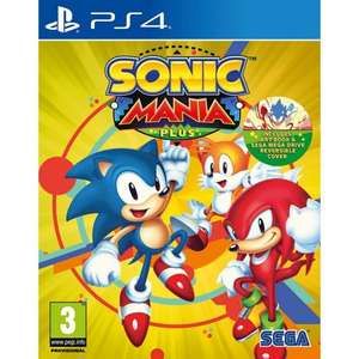 [PS4/XboxOne] Sonic Mania Plus - £19.95 - TheGameCollection