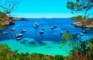Return flights to Ibiza / Menorca / Palma De Mallorca from £39 w/code FLY30 - Jul to Oct dates (more in OP) @ Tui
