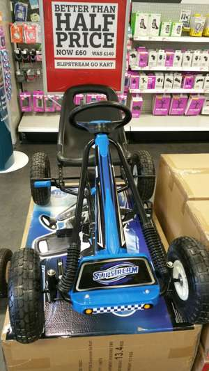 Slipstream Go Kart - £60 instore @ Halfords