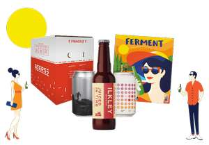 8 Craft Beers - free with £2.95 postage - Beer52.com