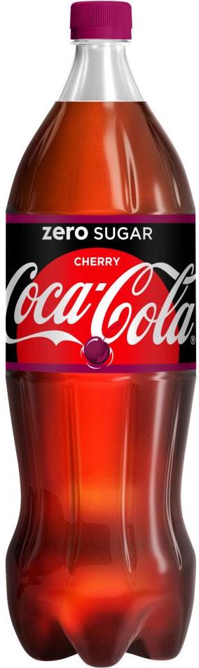 Coca Cola Zero Cherry (1.75L) @ Heron Foods - 79p