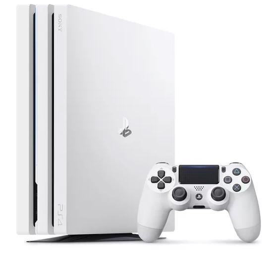 PlayStation Pro White 1TB Console £319.85 @ ShopTo