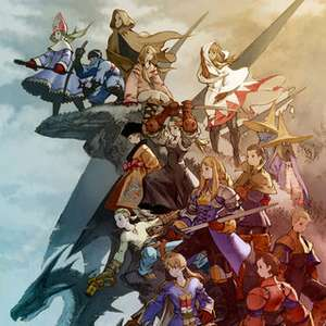 Final Fantasy Tactics: War of the Lions (Android / iOS)