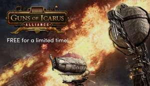 [Steam] Guns of Icarus Alliance - Free - Humble Store