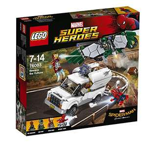 LEGO Super Heroes 76083 Spider-Man Beware the Vulture - £24.99 @ Amazon - Prime exclusive