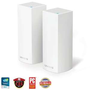 Linksys Velop Tri-Band Whole Home Mesh WiFi System, Pack of 2 - Costco Online