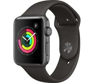 Apple Watch Series 3 Nike GPS + - 38mm Space Grey Aluminium Smart Watch £246.99 With Code @ Eglobal UK