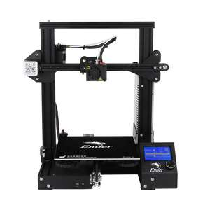 Creality Ender 3 - top budget 3D printer £155.99 delivered @ Official Creality eBay store