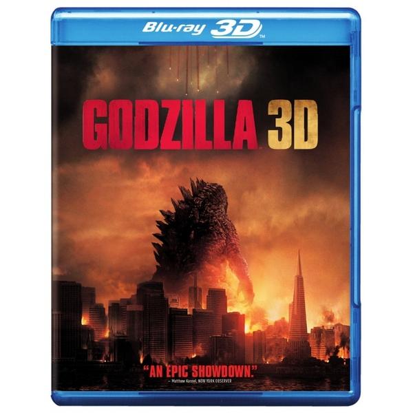 Godzilla 3D BLURAY New £1.99 @ 365games
