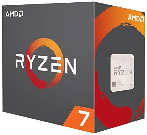 AMD RYZEN 7 1800X £199.99 @ Amazon
