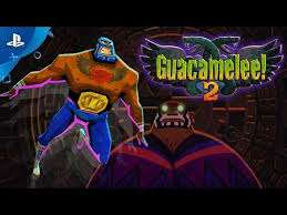 Guacamelee 2 PS4 pre-order £12.79 for PS Plus members @ PSN