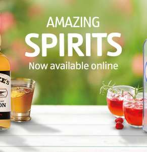 Aldi launch Spirits delivery service  - Min 6 Bottles with FREE Next Day delivery