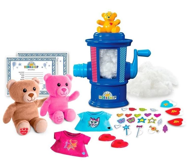Build a bear stuffing station - £8.75 instore @ Tesco (Longton)