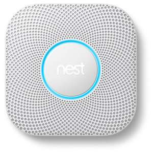 Buy two wired/battery-powered Nest Protect Devices for £162.00 @ Travis Perkins