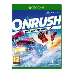 Onrush for Xbox One Simply Games £19.85