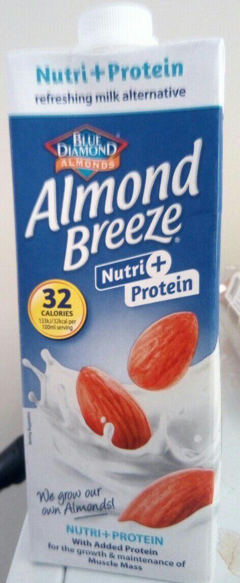 Blue diamond almond milk(nutri+)*Poundstretcher, Maidenhead - 69p