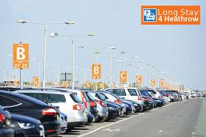 Free parking at Heathrow Terminal 4 (Max. 2 hours) Updated !!