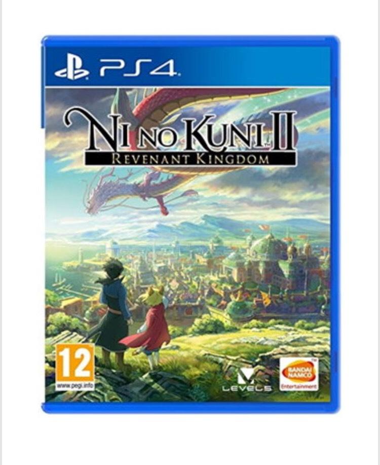Ni No Kuni II Revenant Kingdom (PS4) £21.99 Delivered @ Base