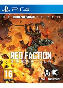 Red Faction Guerrilla Re-Mars-tered (PS4) £16.99 / Dead Rising 4: Frank's Big Package (PS4) £14.99 Delivered @ Base
