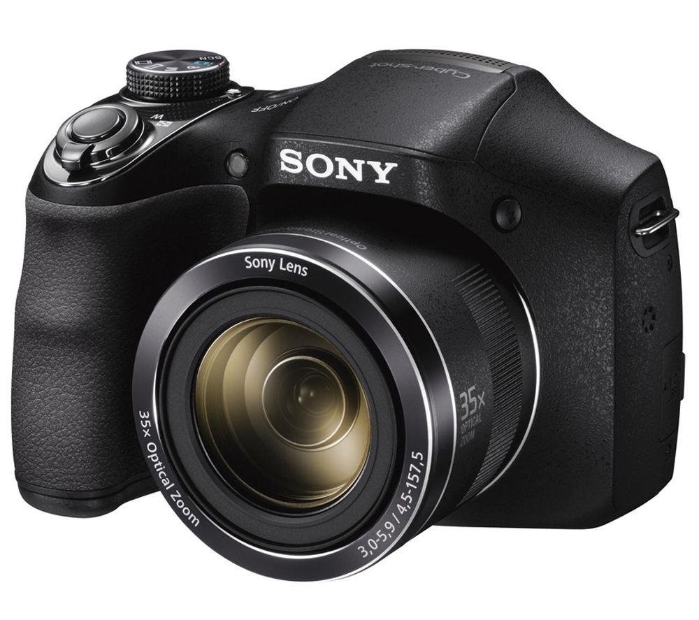 SONY Cyber-shot DSCH300B Bridge Camera £139 @ Currys/PC World