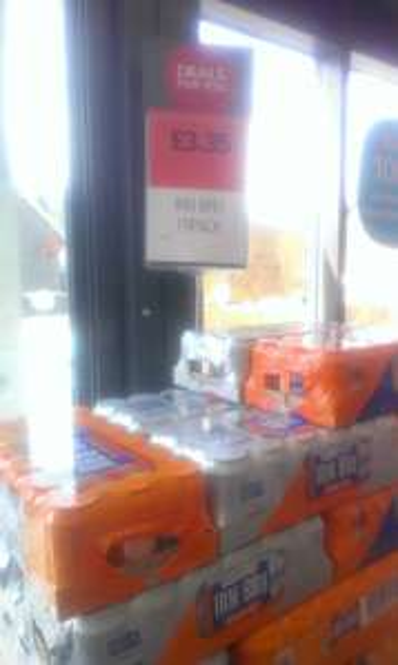 Irn-Bru (& Sugar-Free) 18 Pack Only £3.35 @ Coop Bridge of Earn