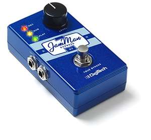 Digitech Jamman Express XT Guitar Looper Pedal £65 - Also Solo XT version £81 @Amazon