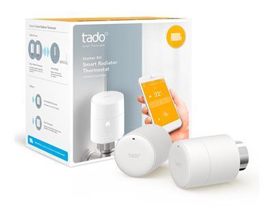 tado Smart Radiator Thermostat Starter Kit - Vertical Kit -  £109 @ BT Shop